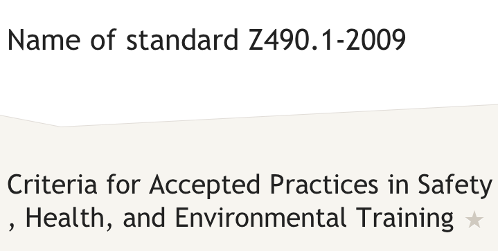 Are You Ready for Your Certified Environmental Trainer (CET) Exam ...